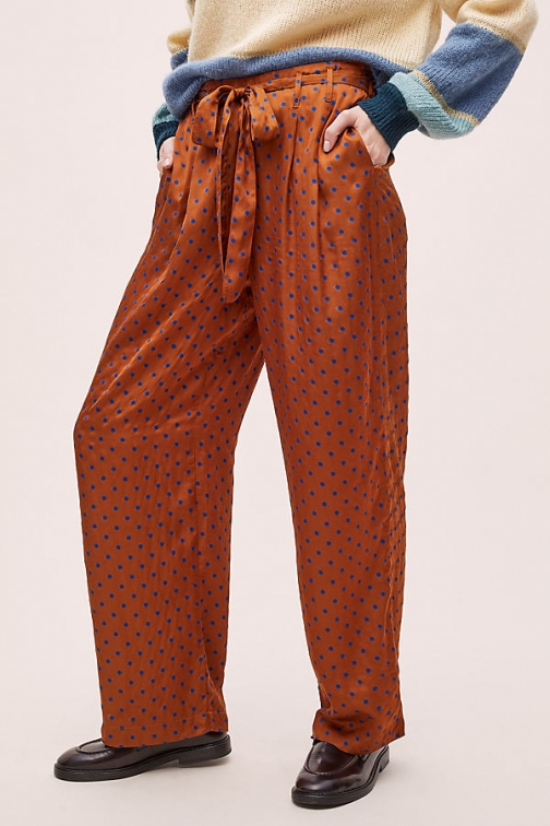 Lolly's Laundry Ailia Polka-Dot Trousers Trouser