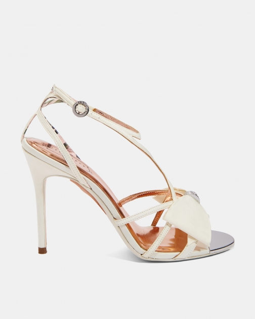 Ted Baker Bow Detail Strap Sandals