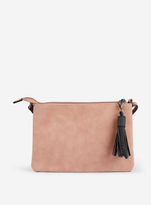 Pieces Rose 'Bekka' Cross Body Bag Crossbody Bag