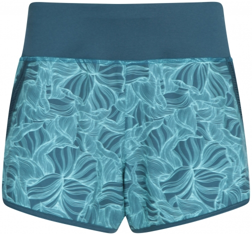 Mountain Warehouse Zakti Womens Racing Heart Run - Teal Short