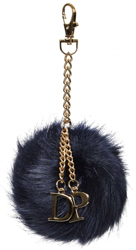 Dorothy Perkins Womens Navy Pom With Dp - Blue Charm