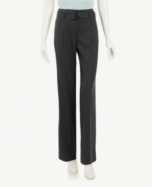 Ann Taylor Belted Pants Trouser