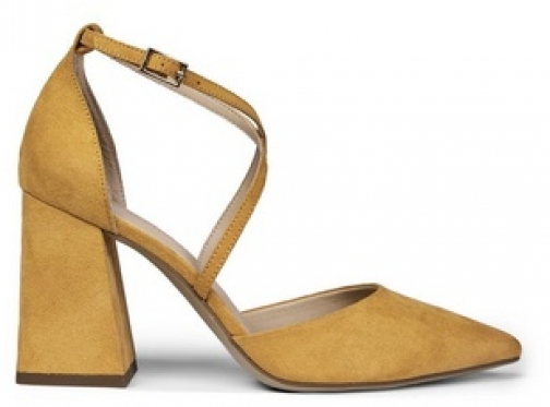 Dorothy Perkins Yellow 'Daria' Shoes Court