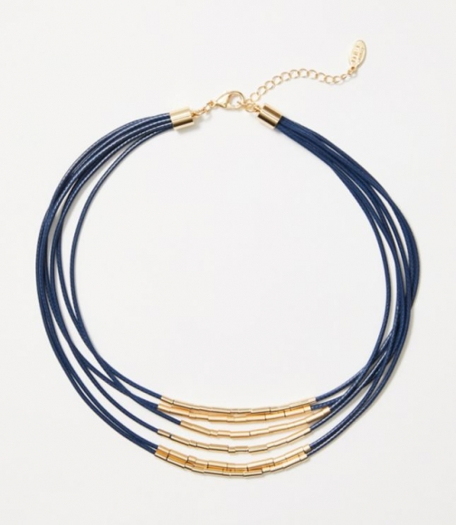 Loft Rope Layered Necklace