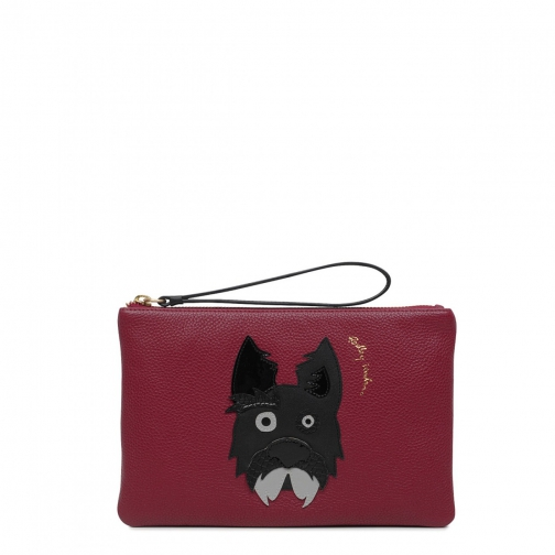Radley & Friends Small Zip-Top Pouch