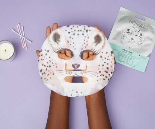 Oasis Roarsome Sheet Mask Shoes