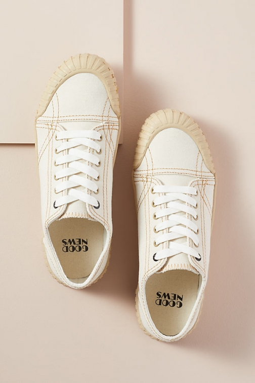 Anthropologie Good News Bagger Trainer