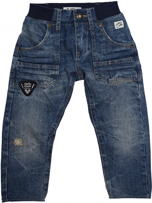 House Of Fraser Disney Courage & Kind Boys Mickey Mouse Jeans