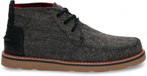 Toms Grey Fleck Men's Chukka - Size UK8.5 / US9.5 Boot