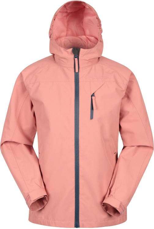 Mountain Warehouse Trail Kids Extreme Waterproof - Pink Jacket