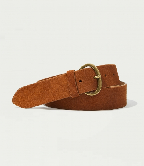 Loft Horseshoe Buckle Belt