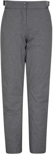 Mountain Warehouse Blizzard Womens Ski Pants - Grey Trouser
