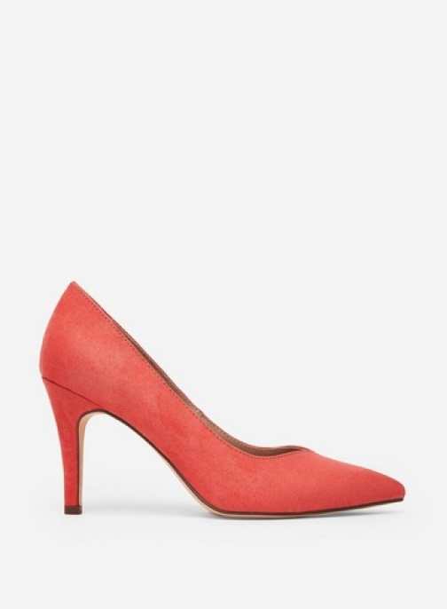 Dorothy Perkins Coral 'Drake' Shoes Court