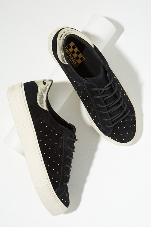 No Name Trina Studded Trainer