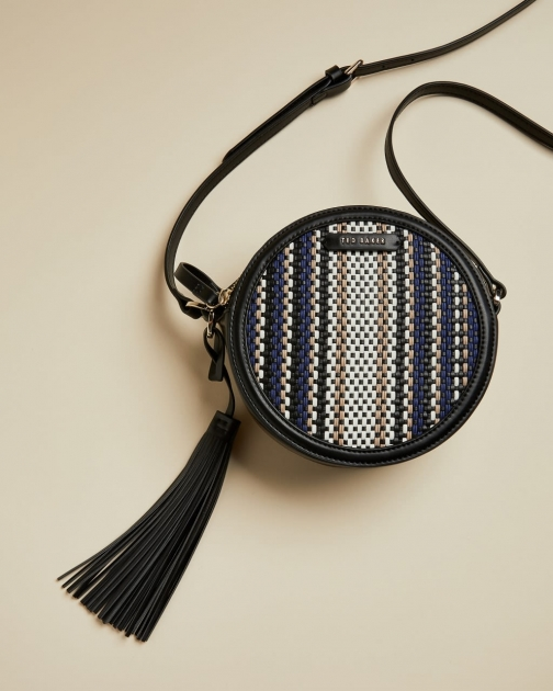 Ted Baker Circular Tassel Detail Shoulder Bag