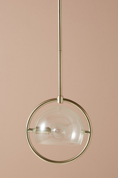 Anthropologie Amille - Mint Pendant