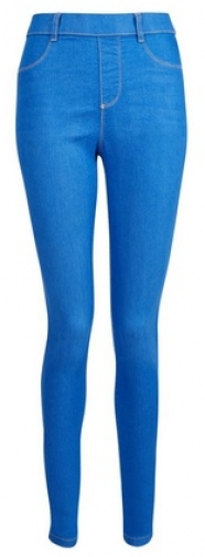 Dorothy Perkins Tall Pacific Blue 'Eden' Super Soft Jegging