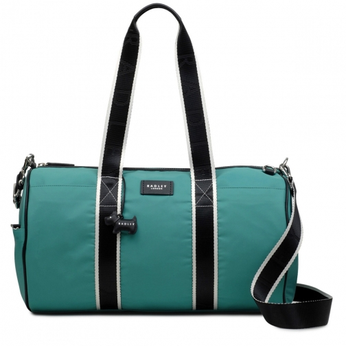 Radley Cable Street Large Ziptop Barrel Bag