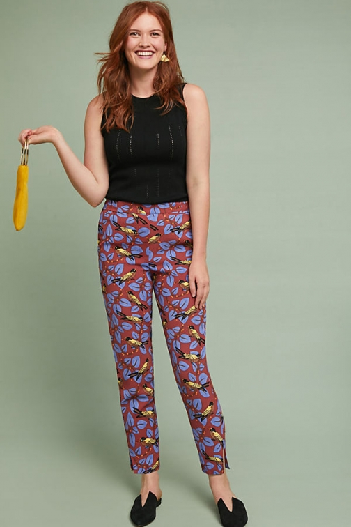 Anthropologie Janie - Assorted, Size Cropped Trouser