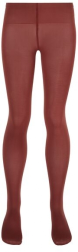 Calzedonia Girls' Soft Touch 50 Deniers Girl Red Size 8-10 Tight