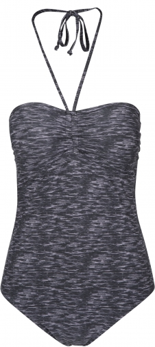 Mountain Warehouse Space Dye Womens - Grey Swimsuit