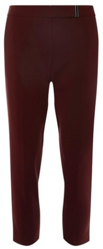 Dorothy Perkins Womens Petite Port - Gold, Gold Tailored Trouser