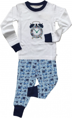 House Of Fraser Mini Vanilla Boys Skinny Fit Pyjama