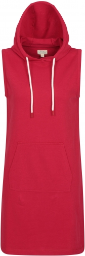 Mountain Warehouse Move Womens Pull Over Hoodie - Red Dress
