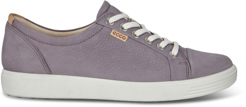 Ecco Womens Soft 7 Sneakers Size 10 Dusk Trainer