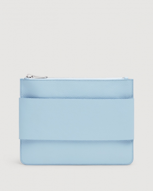 7 For All Mankind Women's Mankind Cornflower Clutch