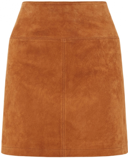 Oasis SUEDE Mini Skirt