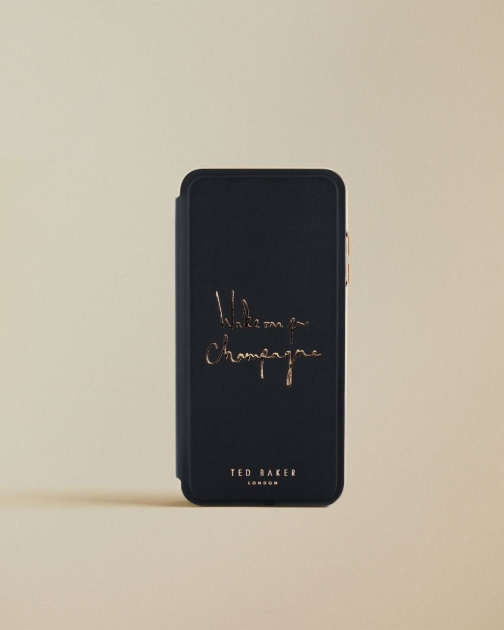 Ted Baker Wake Me For Champagne Iphone 6/7/8 Plus Case