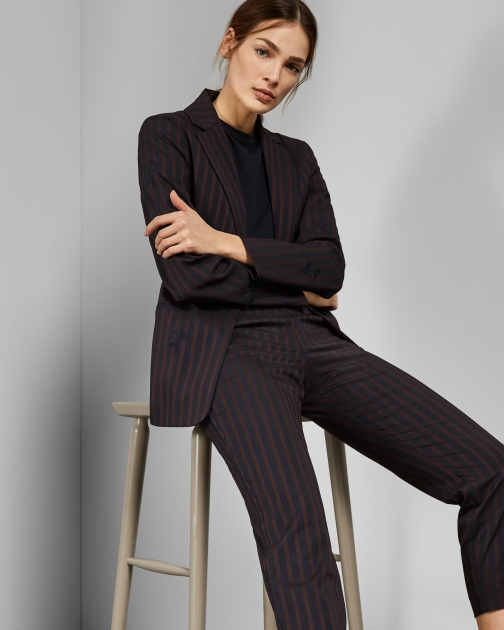 Ted Baker Tapered Cropped Trouser