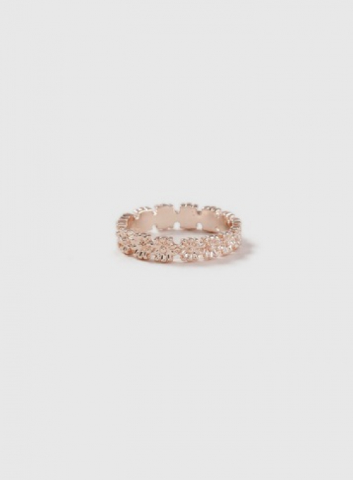 Dorothy Perkins Flower Band Ring