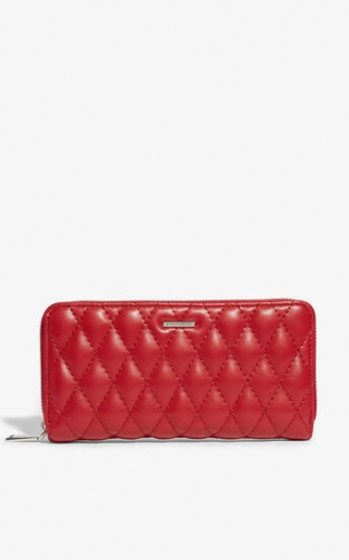 Karen Millen Zip Around Purse