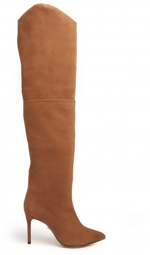 Schutz Shoes Anamaria - 5 Wood Suede Boot