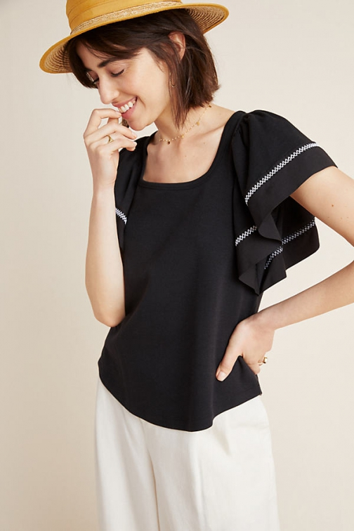 Maeve Sherman Top Shirt