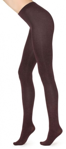 Calzedonia Super Opaque With Cashmere Woman Multicolor Size XL Tight
