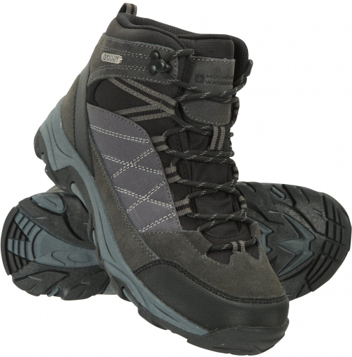 Mountain Warehouse Rapid Womens Waterproof - Black Boot