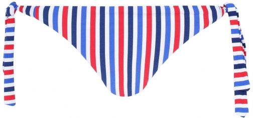 Calzedonia - Marty Striped Side Bottoms, S, Multicolor, Women Tie
