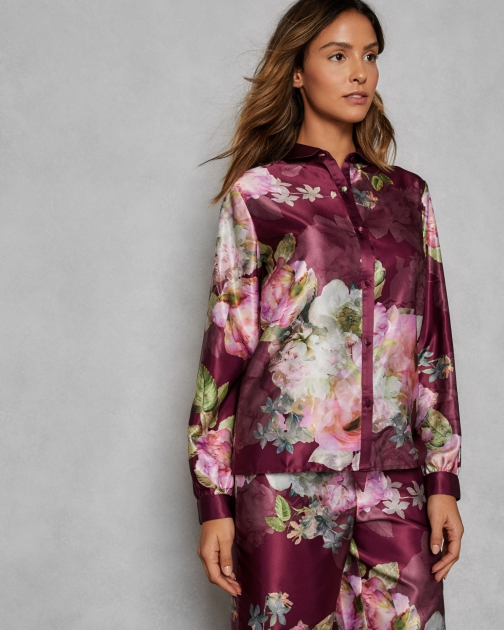 Ted Baker Pure Peony Night Shirt