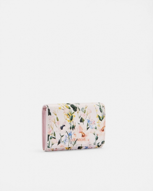 Ted Baker Elegant Leather Small Zip Purse