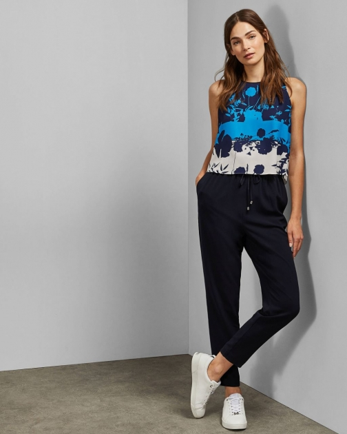 Ted Baker Bluebell Jumpsuit