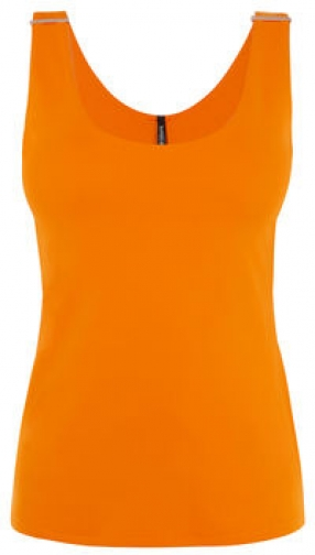 Karen Millen Scoop-Neck Tank Top