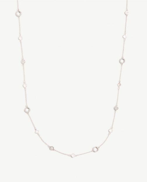 Ann Taylor Sparkle Long Necklace