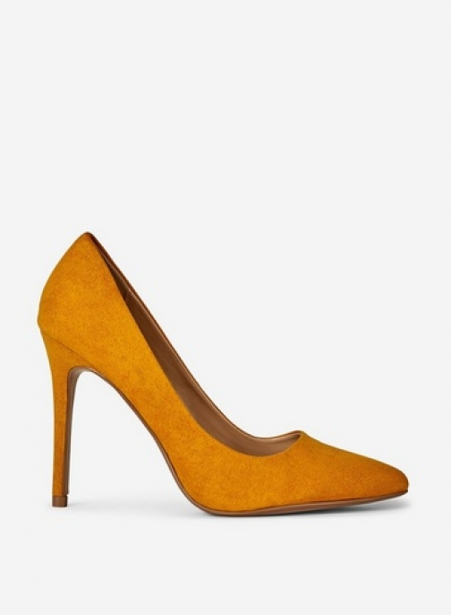 Dorothy Perkins Yellow 'Excite' Shoes Court