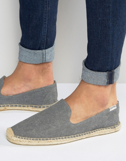 Soludos Washed Canvas Espadrille