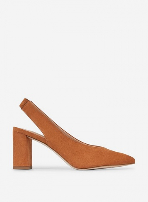 Dorothy Perkins Tan 'Everley' Shoes Court