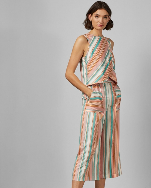 Ted Baker Candy Stripe Trousers Trouser