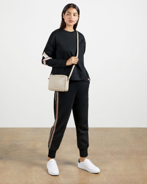 Ted Baker With Striped Trim Jogger